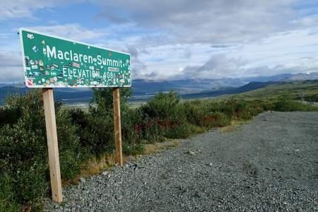 Maclaren Summit Trail MP 37