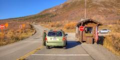 Denali Park Road (McKinley Park to Kantishna)