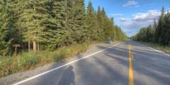 Copper River Highway (Cordova to Bridge)