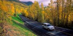 Eklutna Lake Area Guide & Scenic Drive