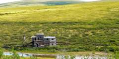 Nome-Teller Highway Scenic Drive