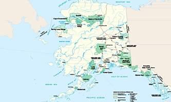 Alaska-national-parks