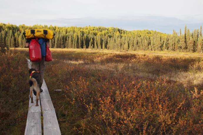 Best three day camping trips from anchorage Nancy Lake Canoe Trail Portage kathy griffith plbyqd