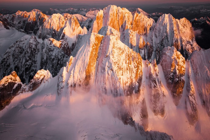 Alaska natural phenomena alpenglow ph4ghc