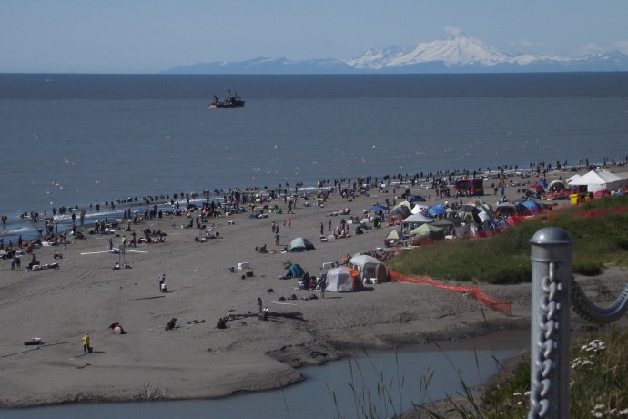 Best beaches mouth of kenai river barbara waters pq0jnw