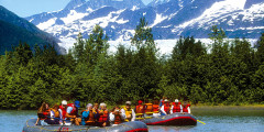 Mendenhall Glacier Float