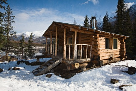 Paradise Haven Public Use Cabin