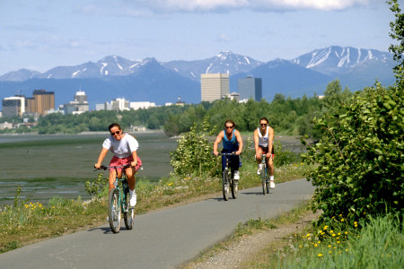 Tony Knowles Coastal Trail