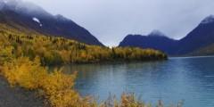 Eklutna Lakeside Trail