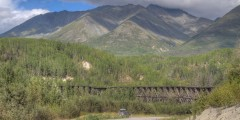 Gilahina Trestle & Hiking Trail