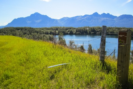 Matanuska Experiment Farm Trailhead