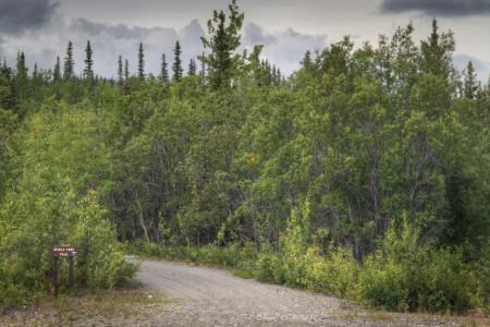 Meiers Fork Trailhead