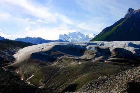 Root Glacier Trail