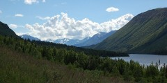 Guide to Backpacking the Russian Lakes Trail