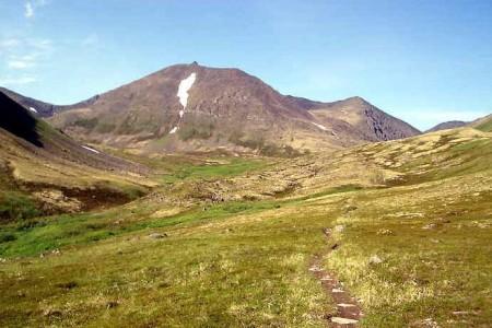 Summit Creek Trail