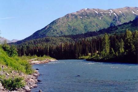 Granite Creek and Ingram Creek