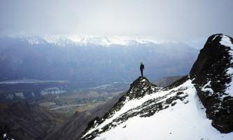 Gunsight_Mountain-88_Just_below_the_summit_of_Gunsight_Mountain-pd3noh