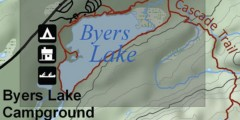 Byers Lake Trail
