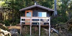 Alava Bay Cabin