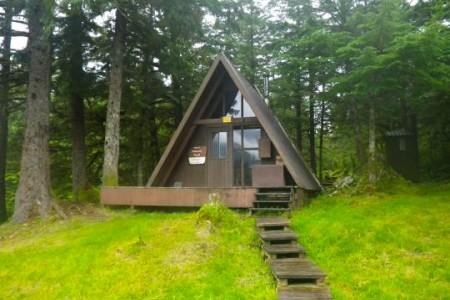 Berg Bay Cabin