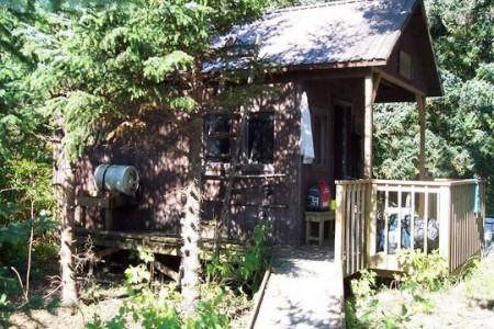 Blue Fox Bay Cabin