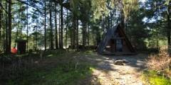 Breiland Slough Cabin