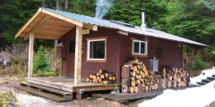 Cascade Creek Cabin