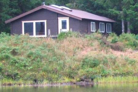 Control Lake Cabin