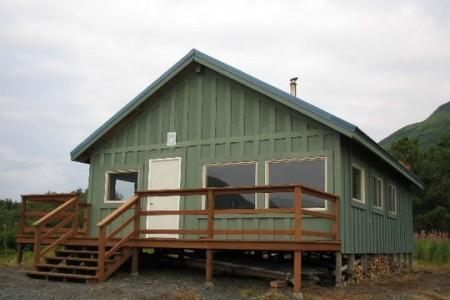 Deadman Bay Cabin