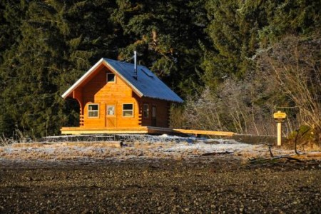 Eight Fathom Cabin