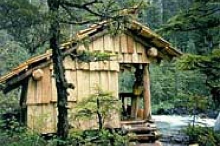 Falls Lake Shelter