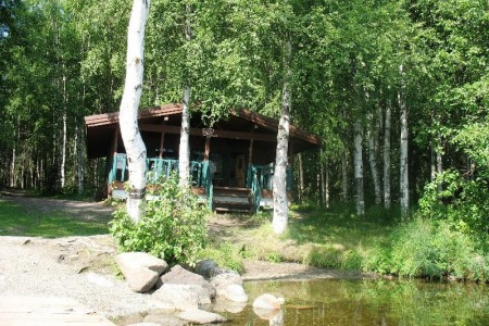 Nancy Lake Cabin #4