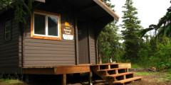 Nellie Martin River Cabin