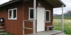 North Frazer Lake Cabin