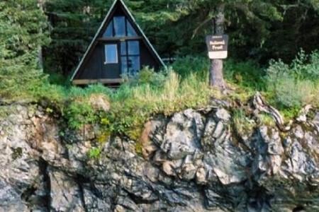 Pigot Bay Cabin