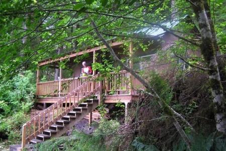 Portage Bay Cabin