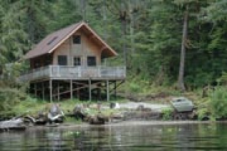 Red Bay Lake Cabin
