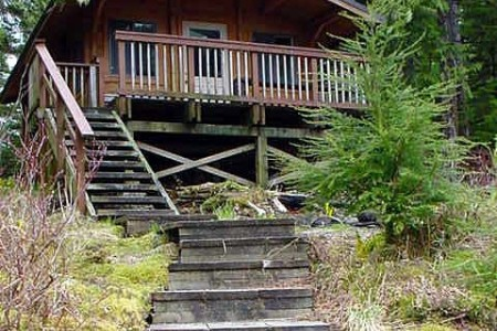 Southeast Heckman Cabin