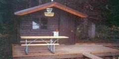 Taku Glacier Cabin