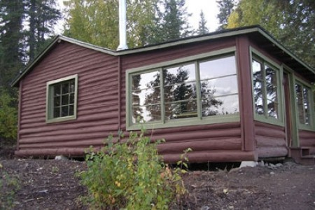 Vogel Lake Cabin