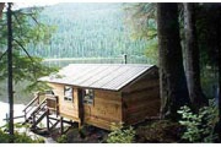 Windfall Lake Cabin