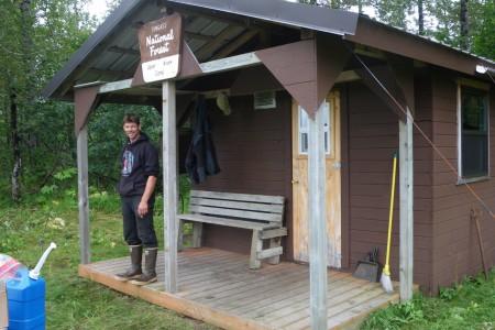 Alsek River Cabin
