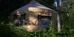 Haystack Beach Yurt