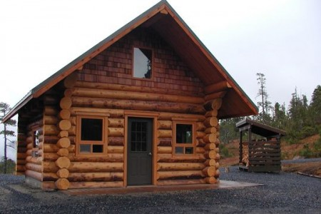 Middle Ridge Cabin