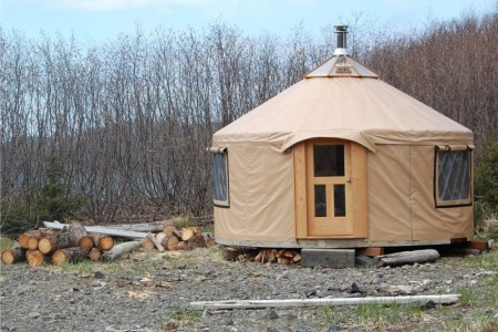 Quarry Beach Yurt