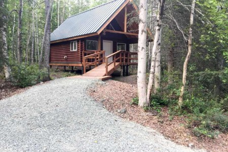 Eklutna Lake Dolly Varden Cabin