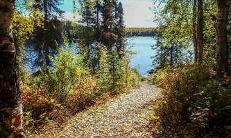 Bald lake cabin public use cabins alaska org bald lake puc photo 2 p0utj1