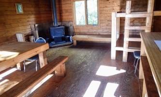 Bald lake cabin public use cabins alaska org bald lake puc photo 3 p0utj2