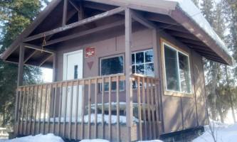 Lynx lake cabin 1 public use cabins alaska org ll 1 dnr p0v7un