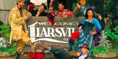 Liarsville Gold Rush Trail Camp & Salmon Bake